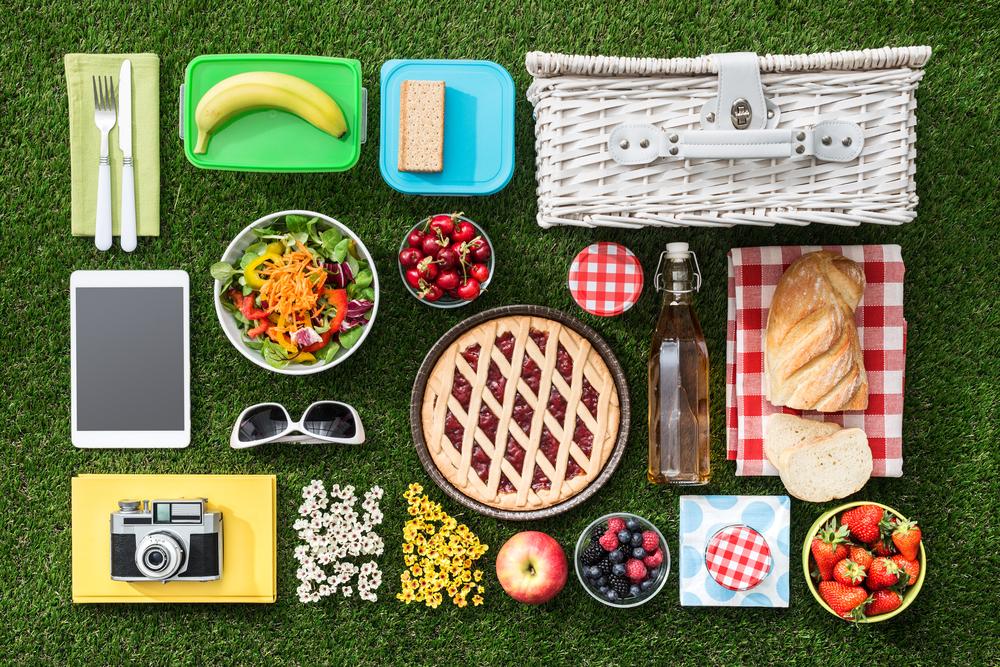 picnic essentials, Eco-Friendly Summer Activities