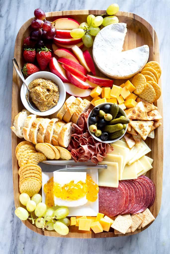 Charcuterie Board Recipe, summer recipes, fruits, veggies