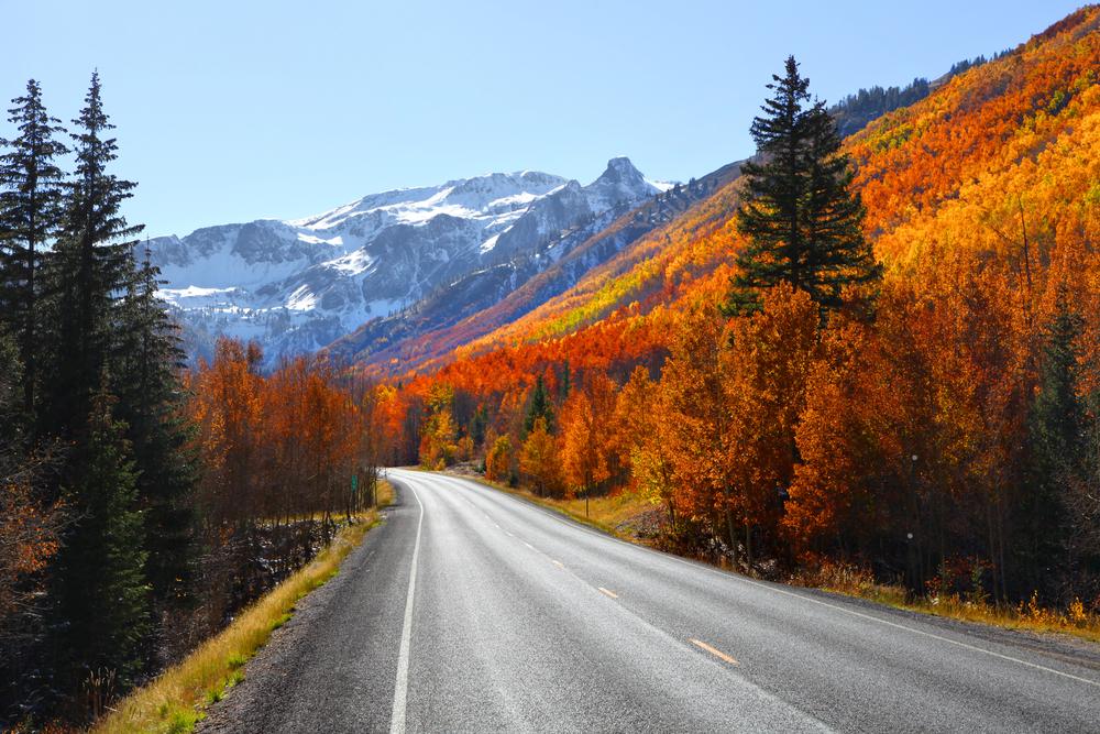scenic road trips, colorado, mountains, hiking, road trip ideas, travel, leisure