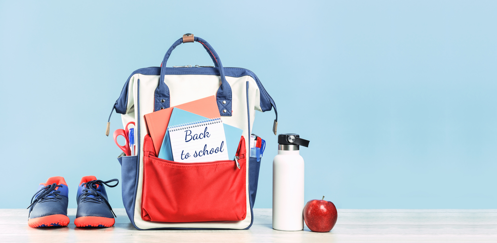 All In One Organizer, back to school, back to school tips,