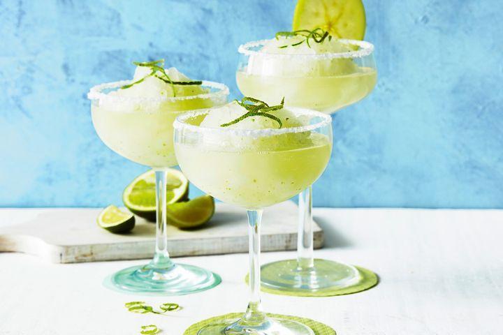 refreshing summer drink, pink grapefruit, non alcoholic, alcoholic
