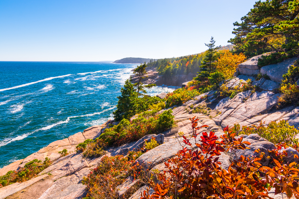 scenic road trips, maine, mountains, hiking, road trip ideas, travel, leisure