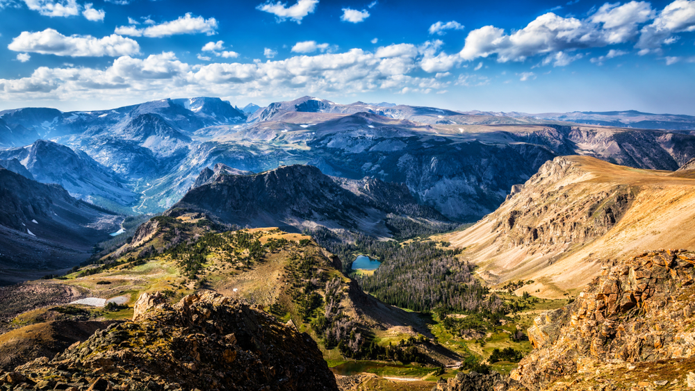 scenic road trips, wyoming, mountains, hiking, road trip ideas, travel, leisure