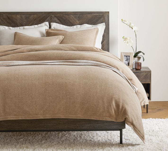 Easy Swaps To Decorate For Fall, fall bedding, fall decor, easy swaps